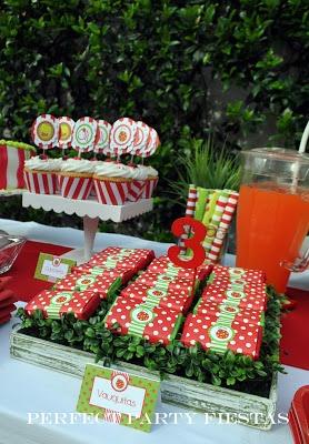 Fiesta temática del Sapo Pepe - Garden Party