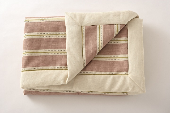 Bordered Quilt. The quilts have a luxurious wadding and are wonderfully warm. Can be used on beds or perfect for throws on sofas.