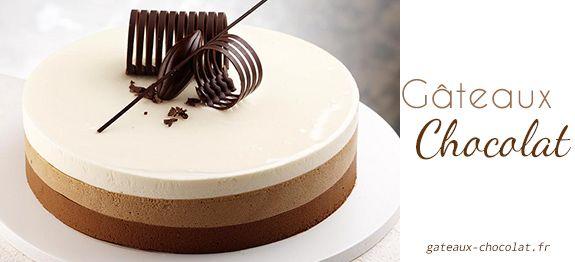 Je vous propose la recette de Bavarois au trois mousses au chocolat ,c'est une recette un peu technique donc il faut prendre le temps de la faire. Apprenez à réaliser ce dessert avec nous pas à pas.