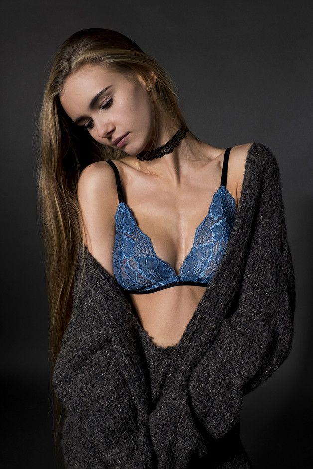 Biustonosz Blue Lagoon Bra - keep_it_up_lingerie - Biustonosze i majtki