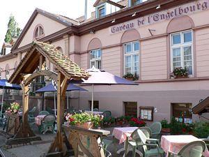 Restaurant Caveau de l'Engelbourg - Thann - #Alsace