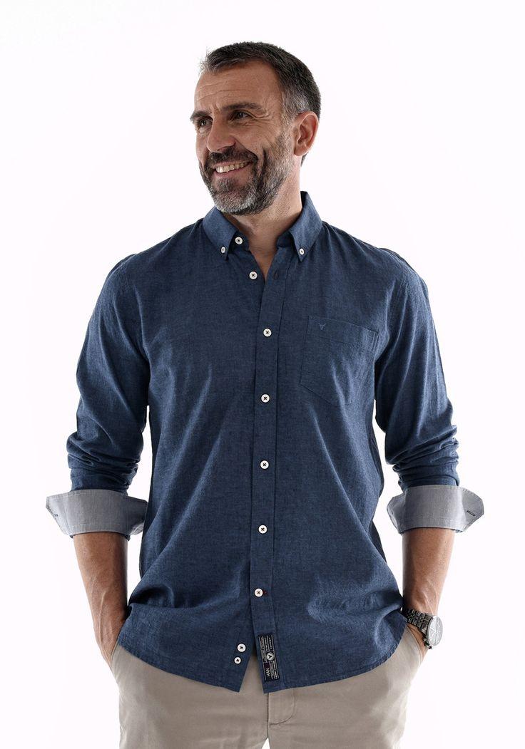 1000 id es sur le th me chemises pour homme sur pinterest burberry hommes tenue d contract e - Que mettre avec un jean bleu ...