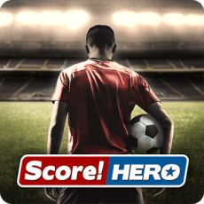Score Hero v1.72 Mod APK download http://ift.tt/2FXUdWp  Score! Hero  Score! Hero from the award winning makers of Score! World Goals Dream League Soccer & First Touch Soccer.BE A HERO! Pass Shoot & Score your way to legendary status as you explore the dramatic career of your HERO player over 280 challenging levels!  Immersive free flowing 3D Score! Gameplay lets you control the action. Split defences with precise through balls or bend shots into the top corner putting you in control for an…