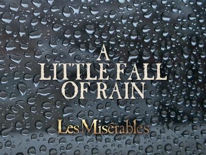 A Little Fall of Rain Cover Photo
