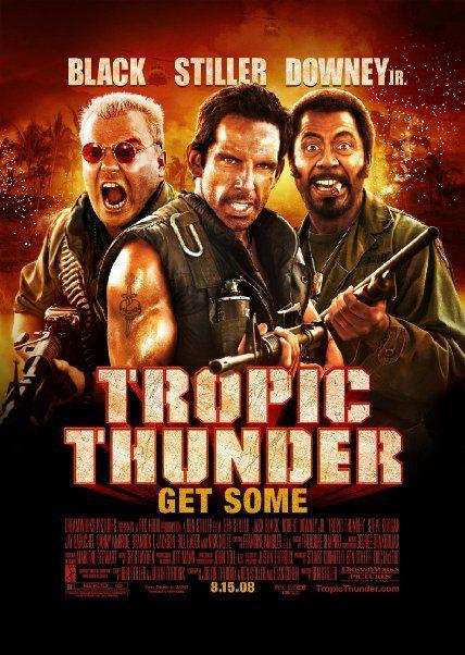 Watch Tropic Thunder (2008) Full Movie