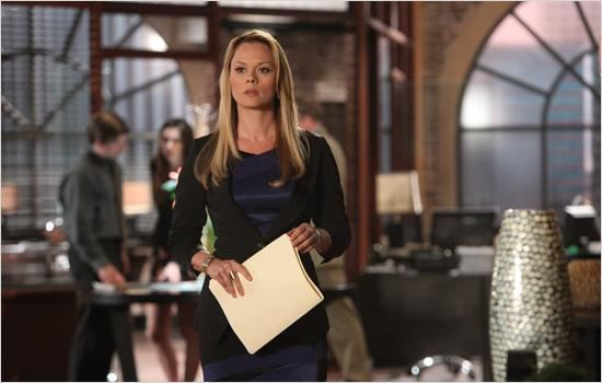 Kate Levering from Drop Dead Diva