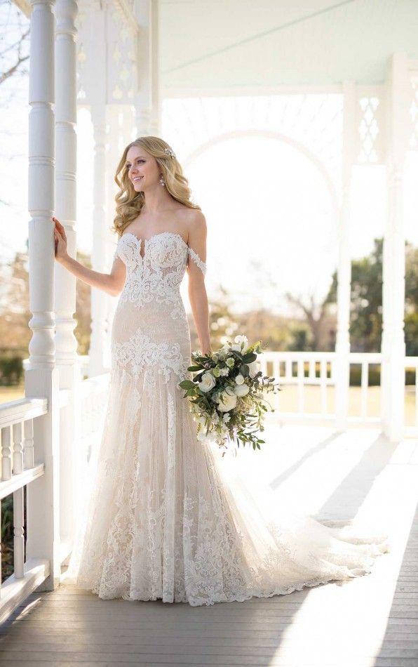 Designer Trouwjurk.Trouwjurk Martina Liana Ml1012 Wedding In 2019 Wedding Dresses