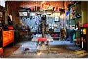 ♥♥♥ Обустройство гаража: фото интерьера внутри и хитрости обустройства гаража своими руками; советы и видео как организовать пространство в гараже в доме.