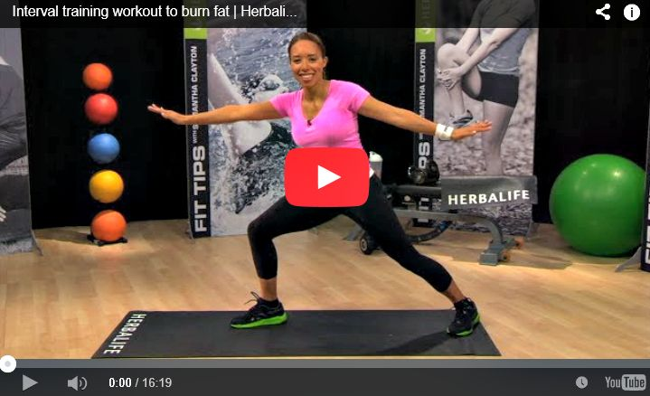 Interval training workout to burn fat. DISCLAIMERS: An extensive questionnaire generated responses from more than 200 U.S. Herbalife Independent Distributors and their weight loss programs and results. They reported weight loss ranging from 4 lbs to 167 lbs and a reduced body mass index (BMI) of 1.5 points to 24.1 points, suggesting that consumption of Herbalife products …is associated with weight loss and improvement in BMI in those ranges.