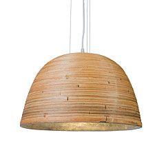 Lámpara colgante PATTAYA natural - 90898
