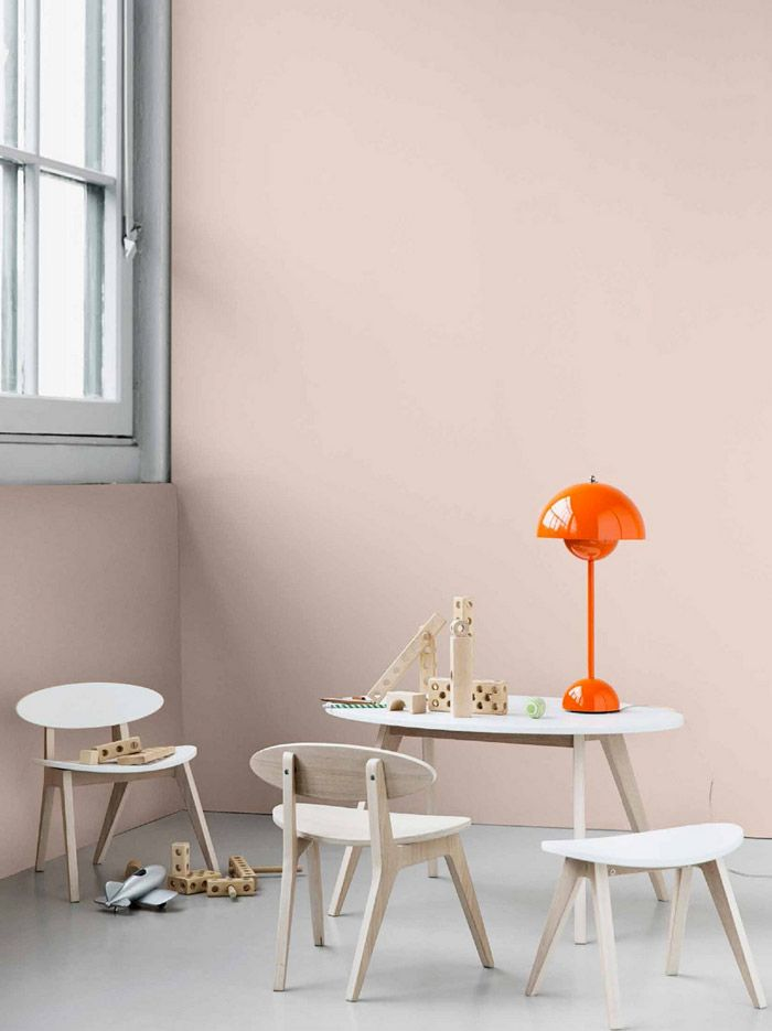 Toddler's chairs and table by Oliver Furniture