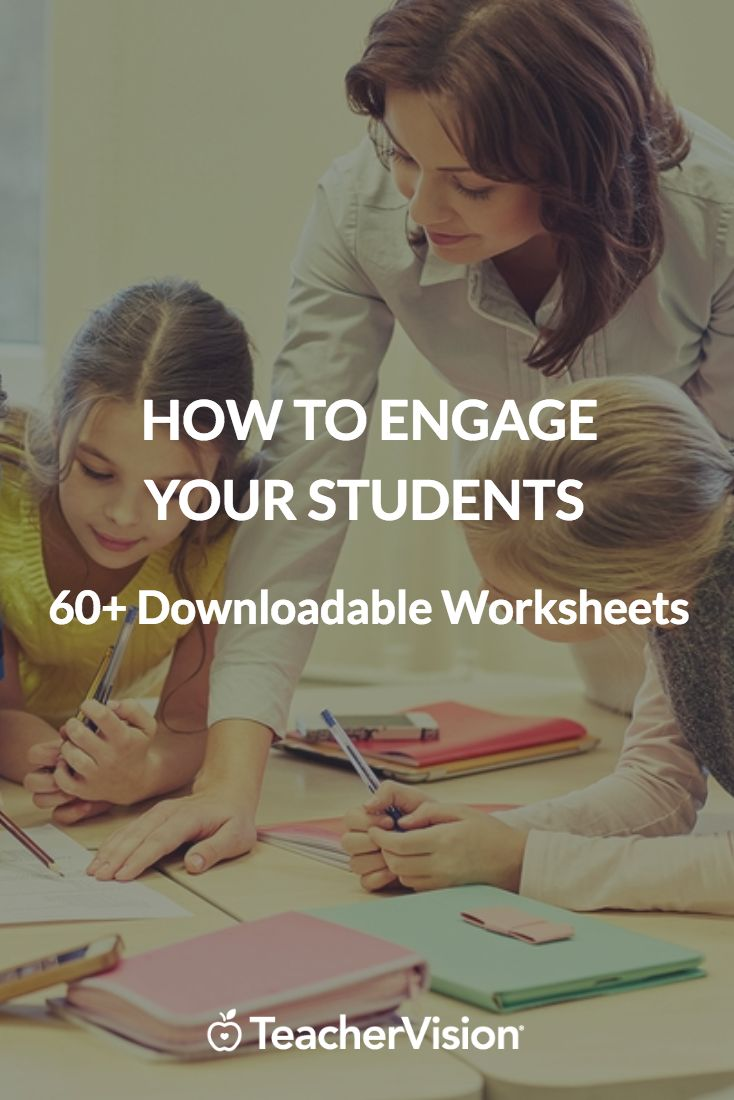 Engage your students in exciting class activities with the help of our downloadable teachers' worksheests. Start planning today!