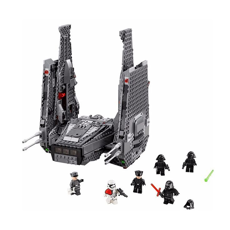 New LEPIN Star Wars Kylo Ren's Command Shuttle building blocks set Compatible with dada Action Figures Starwars Toys //Price: $US $45.88 & FREE Shipping //     #rchelicopters