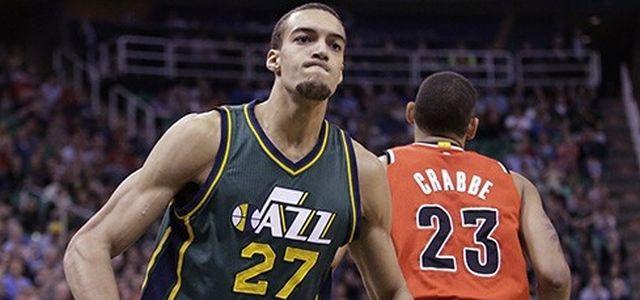 Rudy Gobert - Utah Jazz