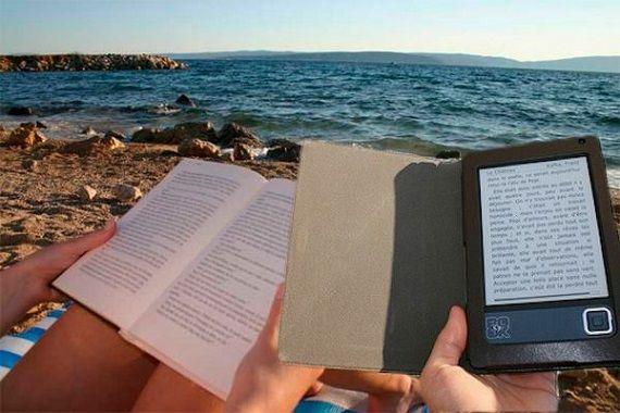 Libro Digital o Libro en papel; ¿amigos o enemigos?