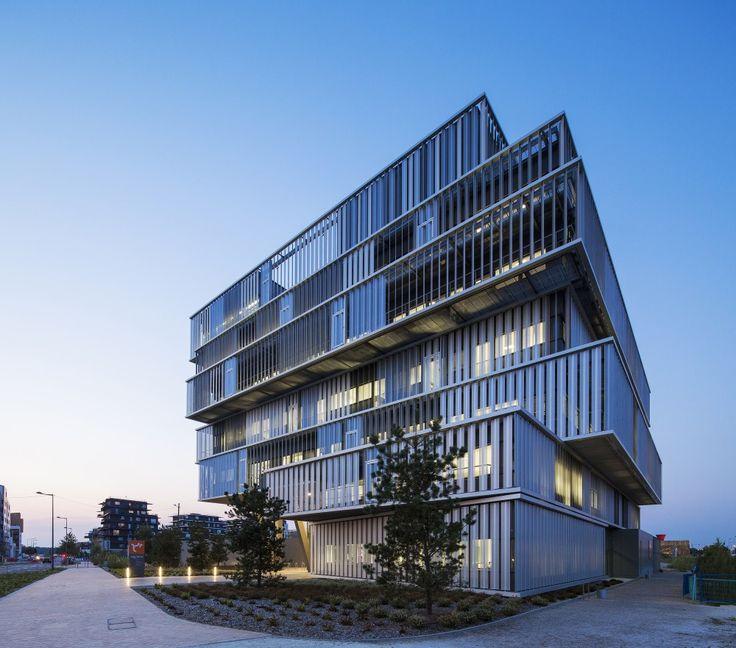 Amazing Creative Architecture Part - 12: Gallery Of Aquitanis Headquarters / Platform Architectures - 5