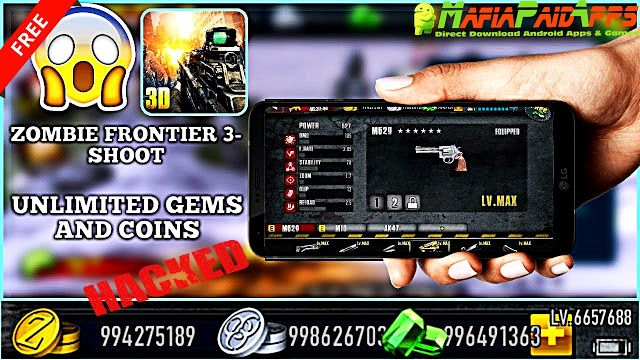 Zombie Frontier 3-Shoot Target Apk  Mod(Coins/Gold/Money) for Android    Zombie Frontier 3-Shoot Target Apk  Zombie Frontier is an Action Games for Android  Download last version of Zombie Frontier 3-Shoot Target Apk for android from MafiaPaidApps with a direct link  Tested By MafiaPidApps  without adverts & license problem  without Lucky patcher & google play the mod   Keep your finger on the trigger! Survival in a virus ravaged world!  Featured multiple times amongst Google Plays…