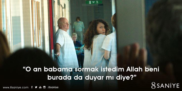 """""""O an babama sormak istedim Allah beni burada da duyar mı diye"""" #8Saniye 27 Şubat'ta sinemalarda!"""