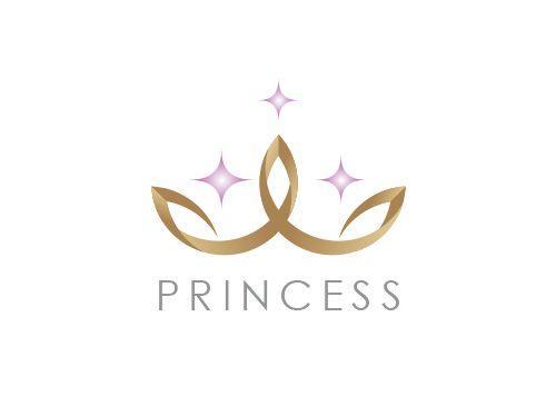 Logo Krone, Edelsteine, Luxus