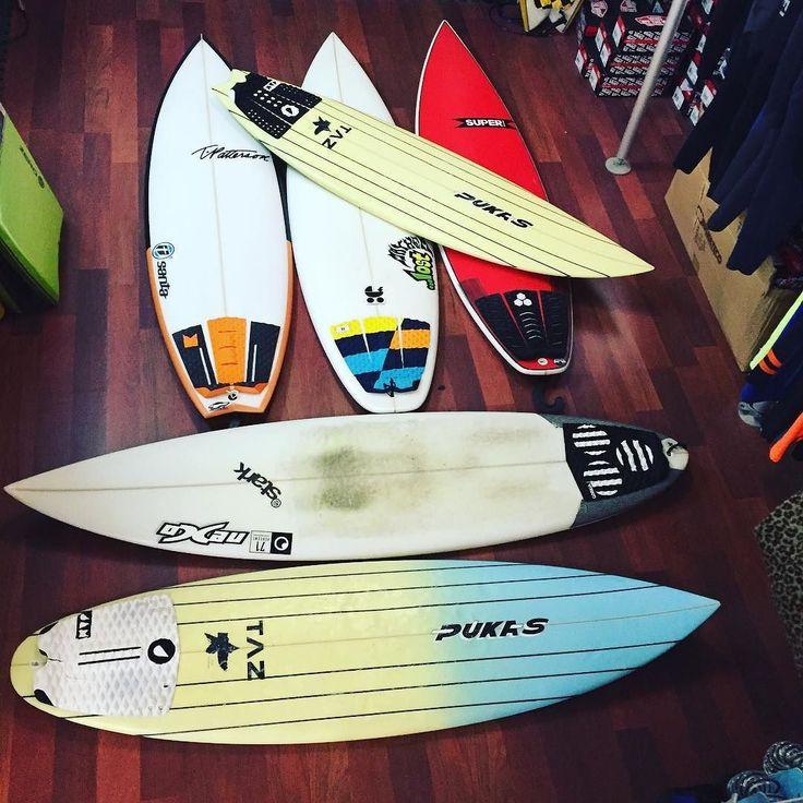 Check out our Surf clothing here! http://ift.tt/1T8lUJC Buscas tablas de segunda…