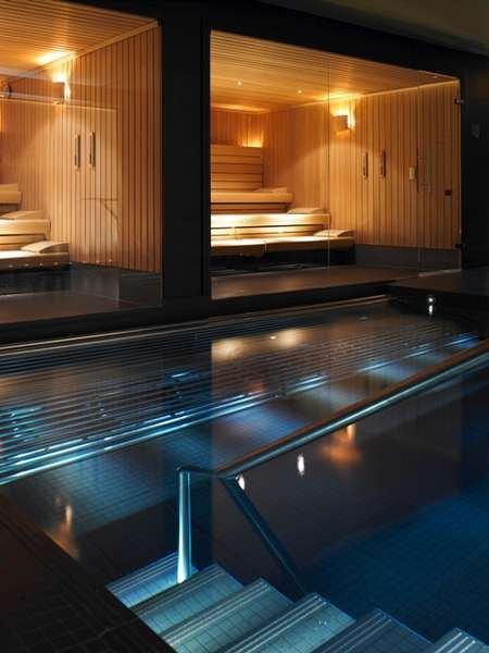 25+ Best Ideas About Hotel Sauna On Pinterest | Badezimmer Vinyl ... Modernes Design Spa Hotel