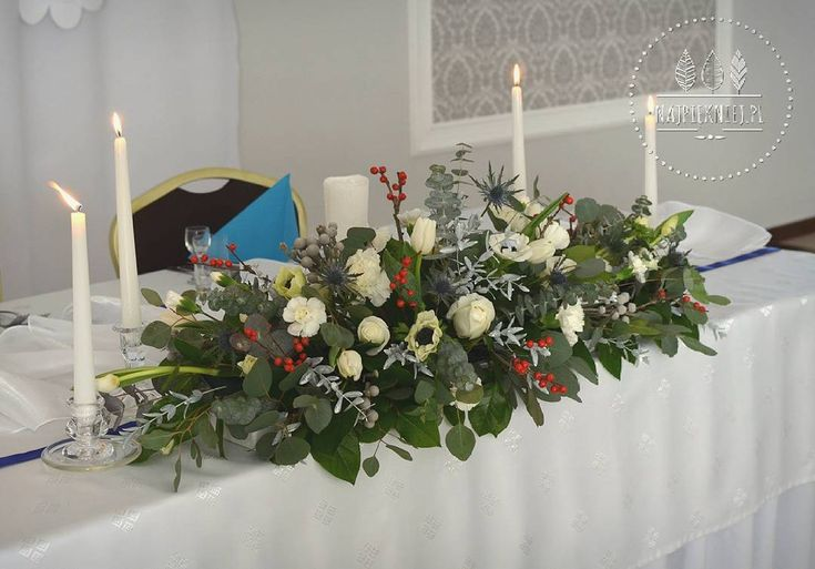 ❄  #wedding  #wesele #slub #dekoracje #winter #zima #blue #ecru #white #rose #eucalyptus #green #grey  #love #nature #inspiration #january #decoration #withlove  #flowers  #kwiaty #instagood #beauty #photoftheday #followme #ilovemywork