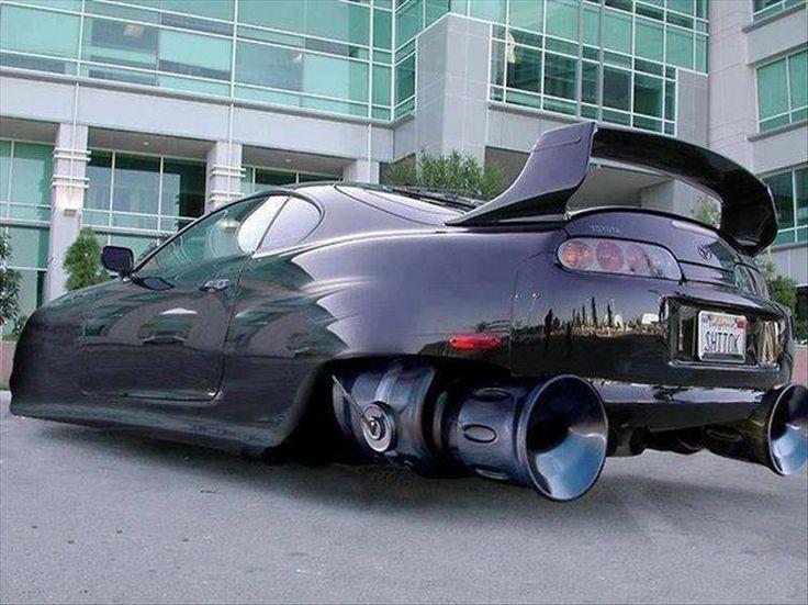 The Mid-Life Crisismobile.