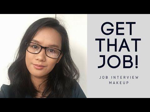 Job Interview Makeup