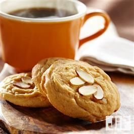 Almond Butter Cookies Recipe from Jif®