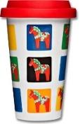 Sweden takeaway mug with silicone lid, Sagaform <3