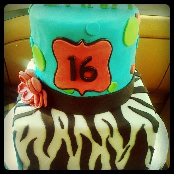 60 best Cakes for teens images on Pinterest Cute cakes Birthday