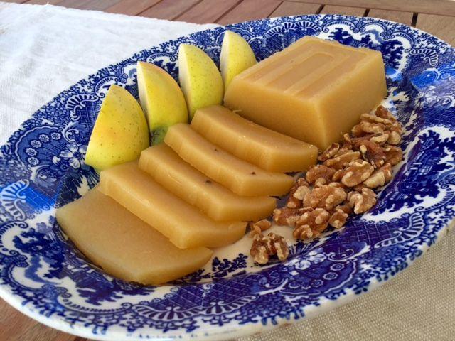 Dulce de manzana (sin azúcar) - Silvia Propone