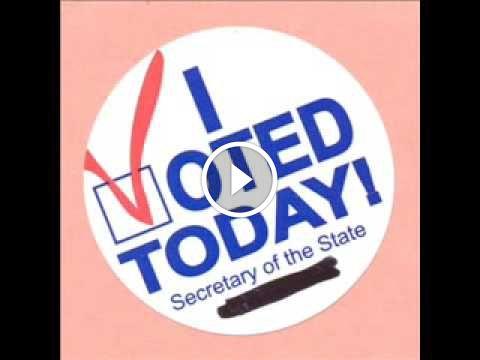 # 62 Votei hoje! Para RON PAUL!                                            RON PAUL 2012 !!! source