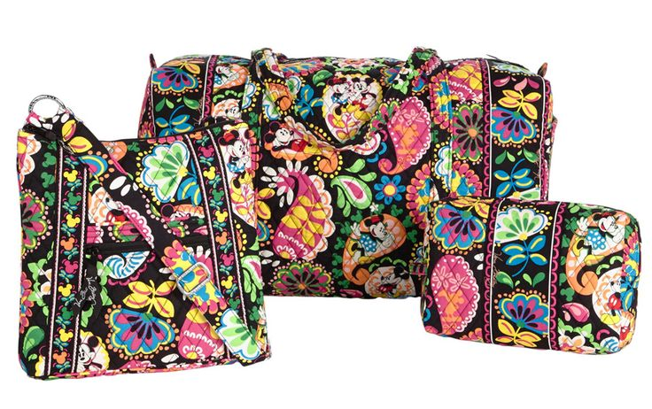 Disney Collection by Vera Bradley Coming to Walt Disney World Resort on September 21, 2013.  I WANT THIS!!!!
