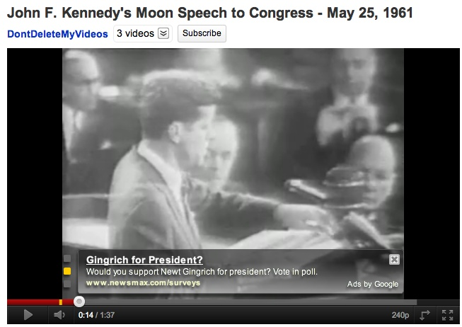 Kennedy Speech Use On Revolution Page Kennedy Speech Speech Kennedy