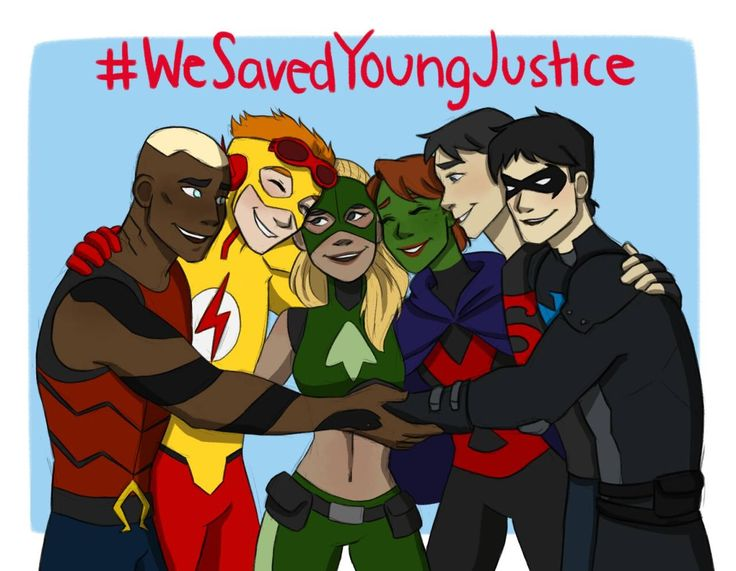 We didn't save it, we brought it back from the dead. This fandom should be called the Lazarus Pit.
