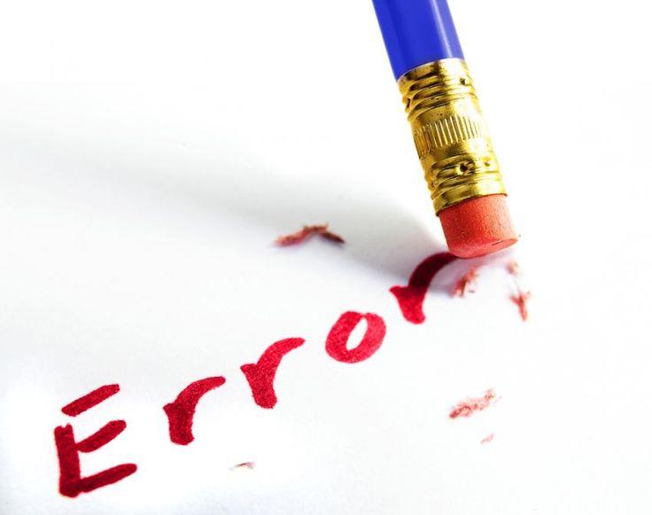 http://berufebilder.de/wp-content/uploads/2014/10/error.jpg Fehlerkultur in Unternehmen - Teil 11: Prozessoptimierung