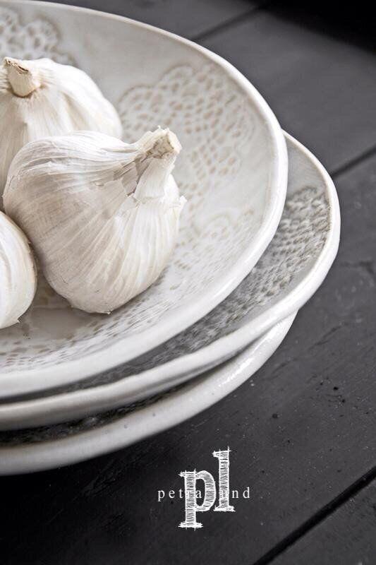 Petra Lunds Lera - Inga keramik tallrik