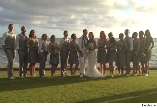abby wambach and sarah huffman wedding - Google Search