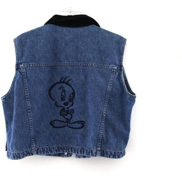 Cele mai bune 25  de idei despre Sleeveless denim jackets pe ...