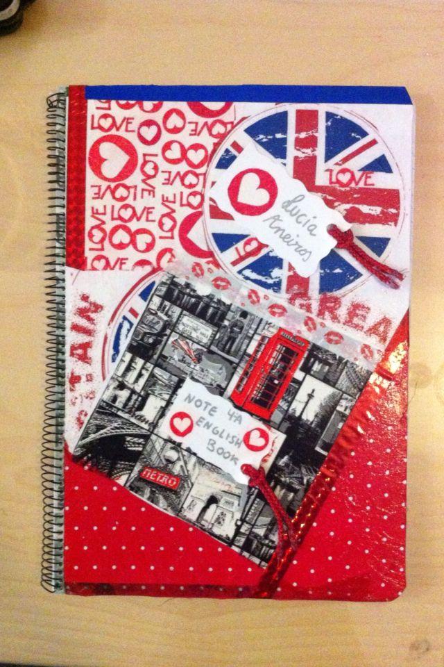 Cuaderno personalizado