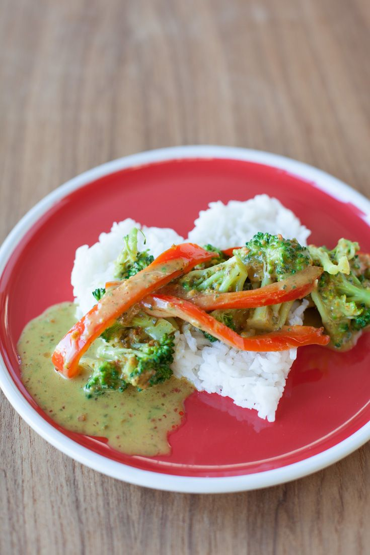 Epicure's Coconut Chicken Curry - uses silicone steamer :)