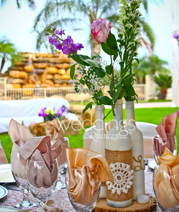 Loving This #rustic #western Themed Outdoor #Wedding At Los Patios. See More