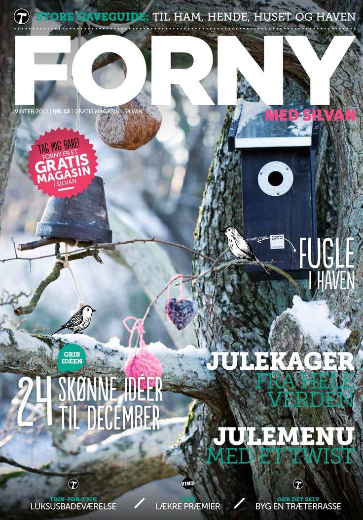 FORNY med Silvan, magasin nummer 12, vinter 2012