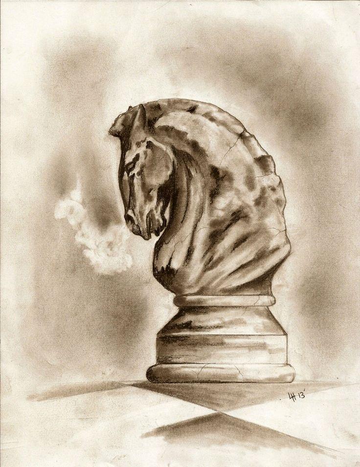 queen chess piece tattoo on wrist