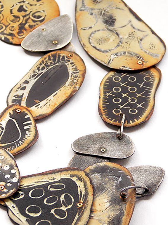 NECKLACES 2 - AMANDA DENISON Contemporary Jewellery