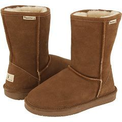 Bear Paw Hickory boots, medium height. In this colour. Cheaper than uggs but still good quality!