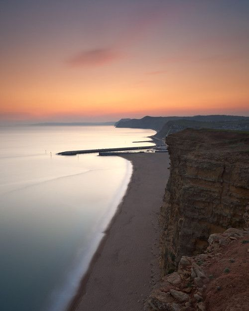 West Bay, Dorset England