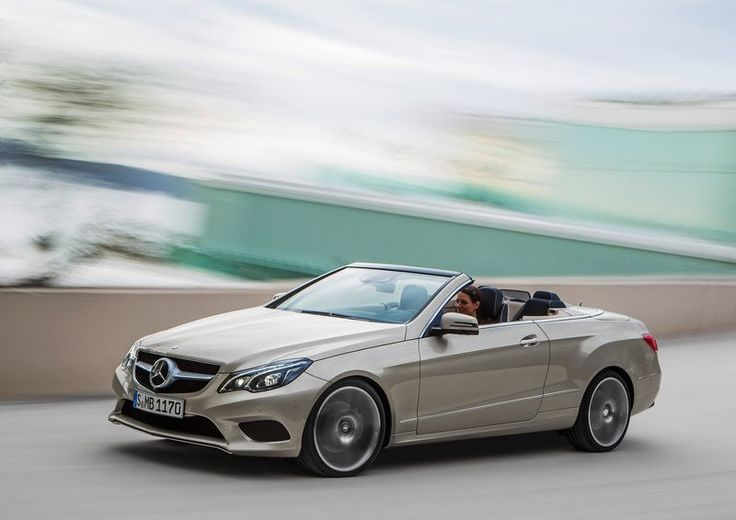 Mercedes-Benz E 350 Cabriolet - Exterior