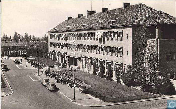 Zuiderziekenhuis 1958